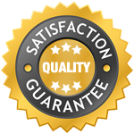 100% Satisfaction Guarantee on your Mosquito Control
